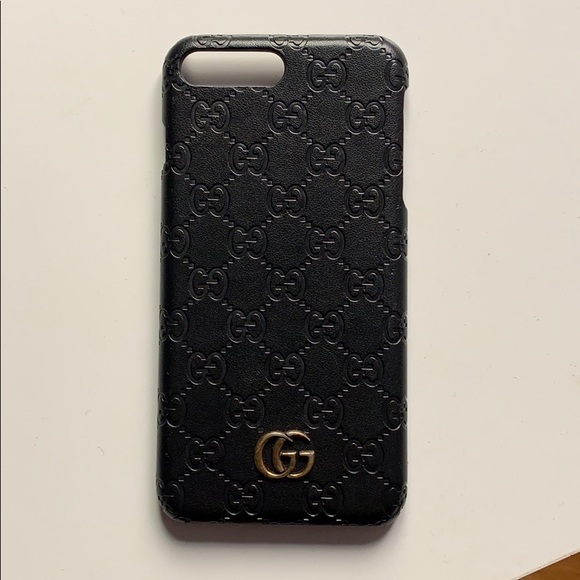 premium selection 042cb 48143 Gucci iPhone 8+ Plus Phone Case